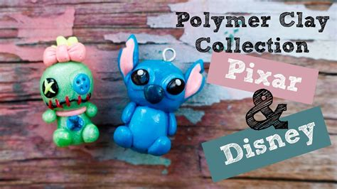 Handmade Clay Items - handmade items guides pixar disney charms polymer