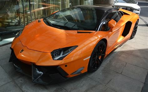 2013 lamborghini aventador roadster sv by dmc wallpaper