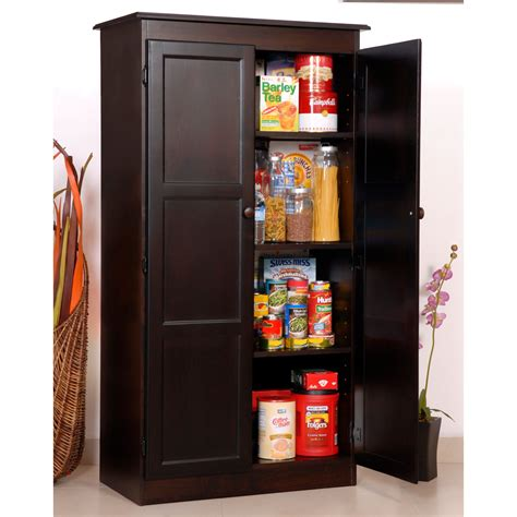 Utility Closet Storage by Concepts In Wood Espresso Kt613a Storage Utility Closet