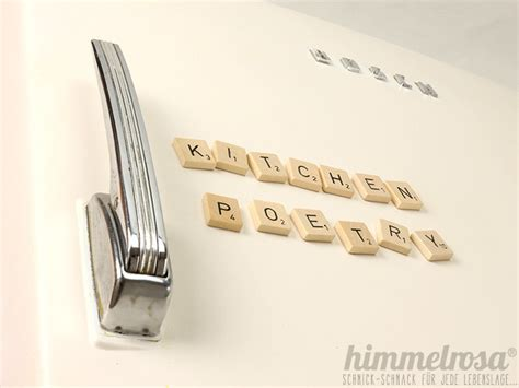 Scrabble Buchstaben Aufkleber by Buchstaben Magnet Scrabble Typo Aus Vintage Holzsteinen
