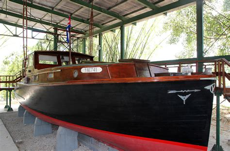 hemingway s fishing boat take a photo tour of ernest hemingway s home in cuba