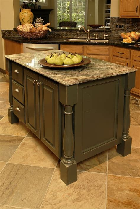 Shaped Kitchen Islands | an oddly shaped kitchen island why it s one of my