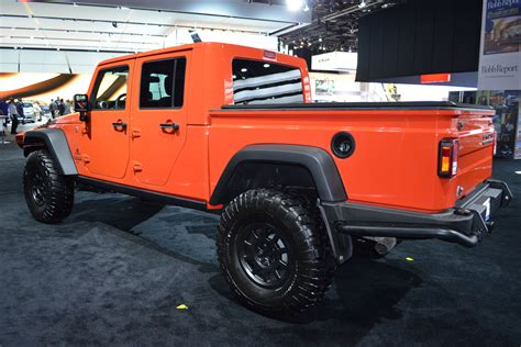 Jeep Truck 2016 Breaking Updated Jeep Wrangler Confirmed By 2019