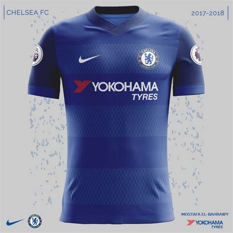 Jersey Chelsea Home 2019 chelsea signs 15 year contract with nike weartesters