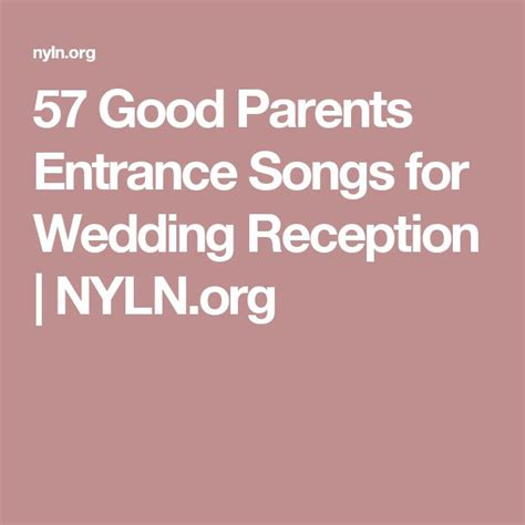 Wedding Song Entrance For Parents by 57 Parents Entrance Songs For Wedding Reception