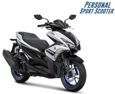 updated yamaha aerox   version launched  indonesia