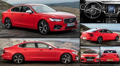 Heico Ls by Volvo S90 R Design 2017 Pictures Information Specs
