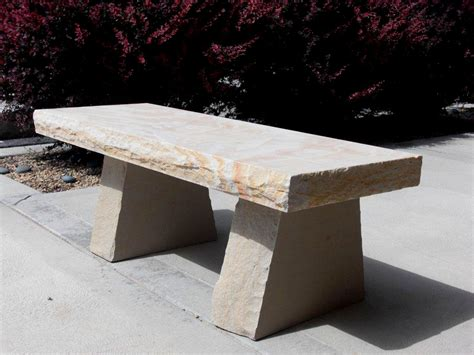 bench stones 187 stone bench natural rock designs
