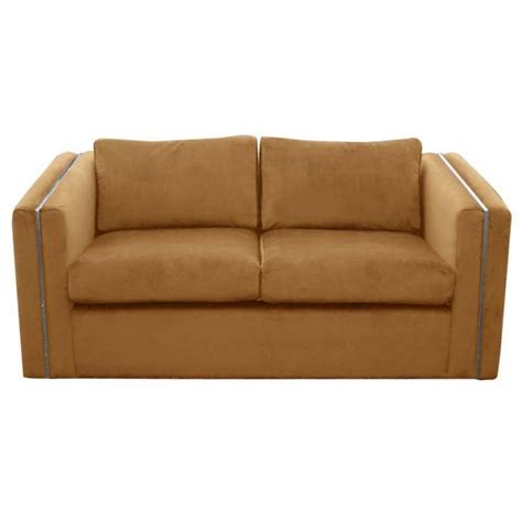 milo baughman for thayer coggin settee sofa for sale at