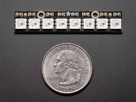 neopixel stick    rgb led  integrated drivers