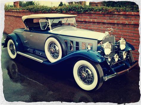 1930s Cadillac by 1930 Cadillac V 16 Retrowaste