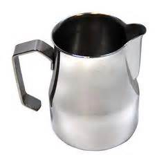 Promo Mokapot Stainless Steel 9cup Milkjug 350ml Milk Frother motta europa milk frothing pitcher cape coffee beans