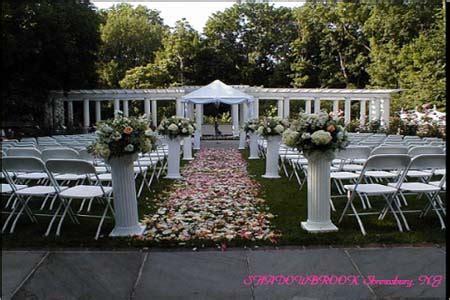 unique outdoor wedding ideas