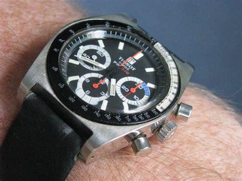 tissot pr516 vintage chronograph