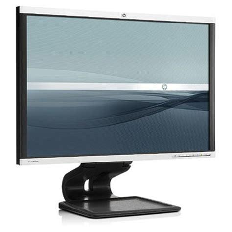 Monitor Hp 24 Inch 24 quot inch hp compaq la2405wg widescreen lcd hd monitor dvi d vga displayport