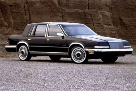 auto repair manual online 1993 chrysler imperial head up display the top 10 lamest luxury cars ever sub5zero