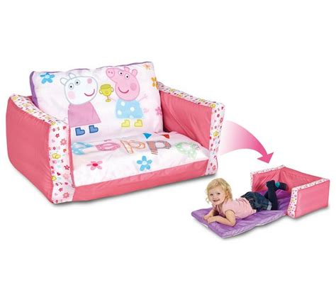 peppa pig chair argos buy peppa pig junior flip out sofa at argos co uk your