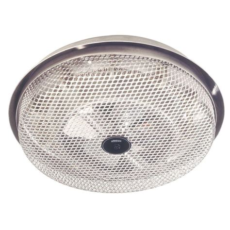 heater for bathroom ceiling broan 1 250 watt surface mount fan forced ceiling heater