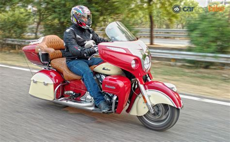 2016 Indian Roadmaster Review   Motorcycle Review and