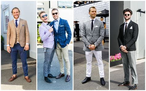 Top 6 men s fashion trends from spring racing carnival 2015
