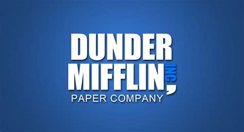 Dunder Mifflin dundermifflin