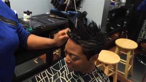 black hair salons on the eastside of detroit textures by nefertiti divaz styling den hair salons 18252