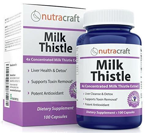 How To Detox Liver With Milk Thistle by 1000 Images About Nutracraft Products On