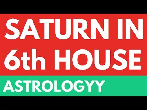 saturn in the 6th house saturn planet shani graha in hindi in sixth house fr doovi