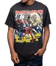 Tshirt Beast Hitam Dealdo Merch iron maiden number of the beast black t shirt zumiez