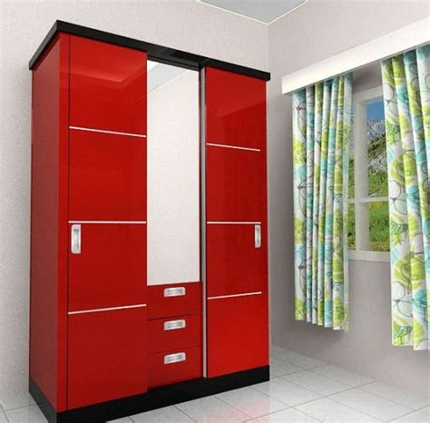 desain warna lemari 5 tips memilih lemari untuk rumah minimalis bangsaid
