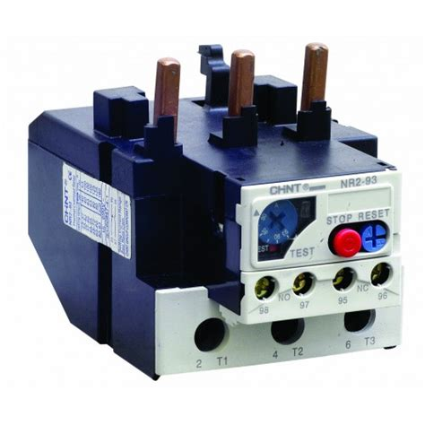 Thermal Relay Chint Nxr 36 28 36a nr2 thermal relay for nc1 series
