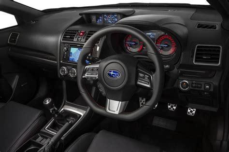 subaru wrx cvt interior 2015 subaru wrx cvt review practical motoring