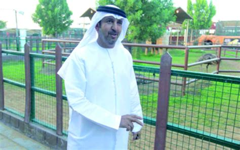 emirates owner diy abu dhabi zoo owner bags person of the month prize