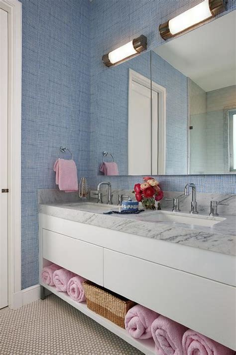 pink and blue bathroom ideas blue and pink bathrooms transitional bathroom