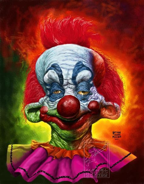 killer klowns killer clown nathan milliner the greatest show