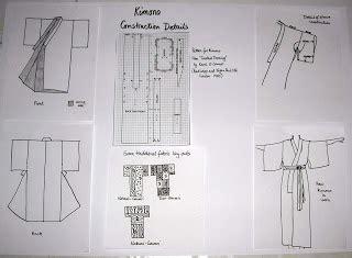 kimono pattern construction catherine s stitching certificate module 2 chapter 12