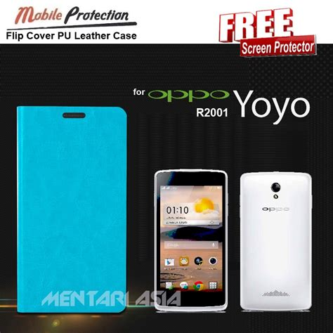 Ultrathin Oppo Yoyo R2001 Ultra Thinfitsoftcasesilikon jual flipcover oppo yoyo r2001 mp flipcover stand function free sp mentari asia