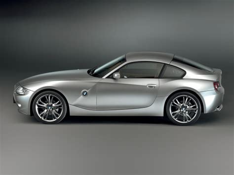 bmw  coupe concept side studio