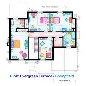 Floor plans of tv homes