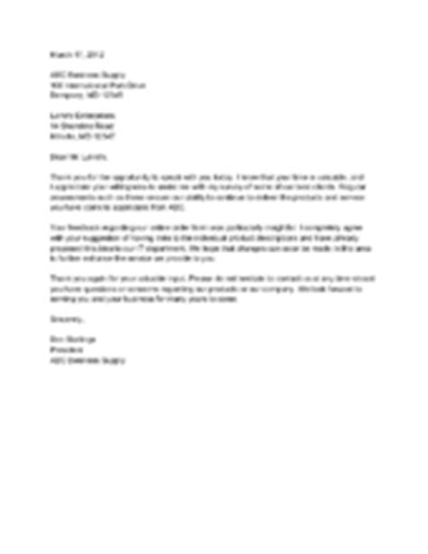 thank you letter after meeting professional how to write a professional thank you note with sle notes