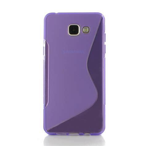 Sofcese Samsung samsung galaxy a5 2016 soft purple s shape pattern pdair