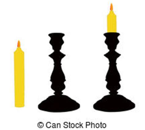 Kerzenhalter Clipart by Kerzenleuchter Clipart Vektor Grafiken 2 661