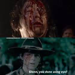 Glenn Walking Dead Meme - the walking dead deaths all the memes you need to see