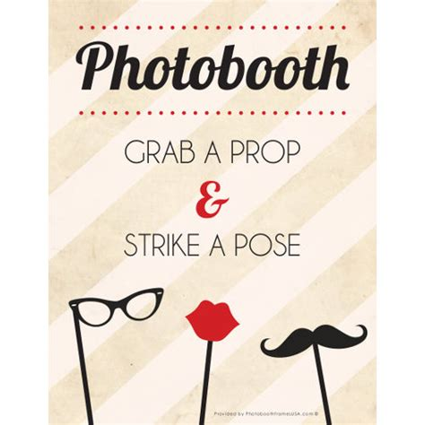 Blog Photo Booth Frames Usa Frame Prop Template Free