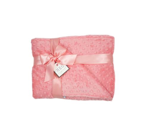 Blanket For Crib by Coral Crib Blanket