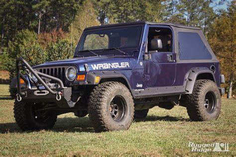 rugged ridge 15500 02 black d window wheel 15 inch x 10