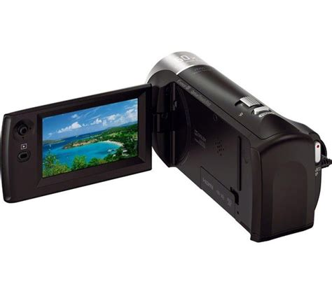 Item Handycam Sony Hdr Cx405 Resmi Sony Indonesia buy sony handycam hdr cx405 camcorder black free delivery currys