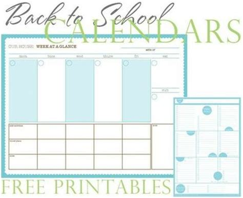 week at a glance calendar template printable week at a glance calendar papercraft juxtapost