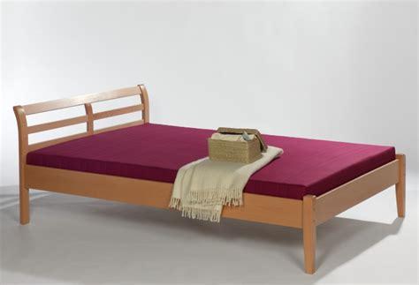 komfortbett 120x200 einzelbett bett g 228 stebett futonliege 120x200 buche massiv