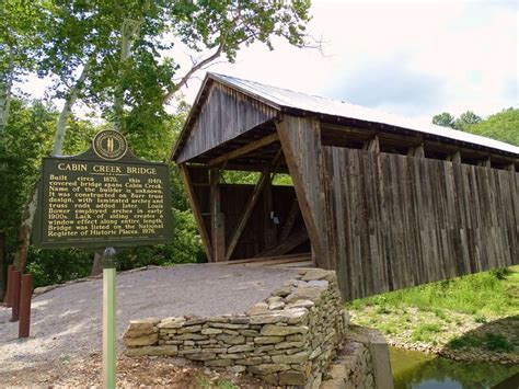 Cabins In Bridge Ky by 17 Best Images About Covered Swinging Bridges